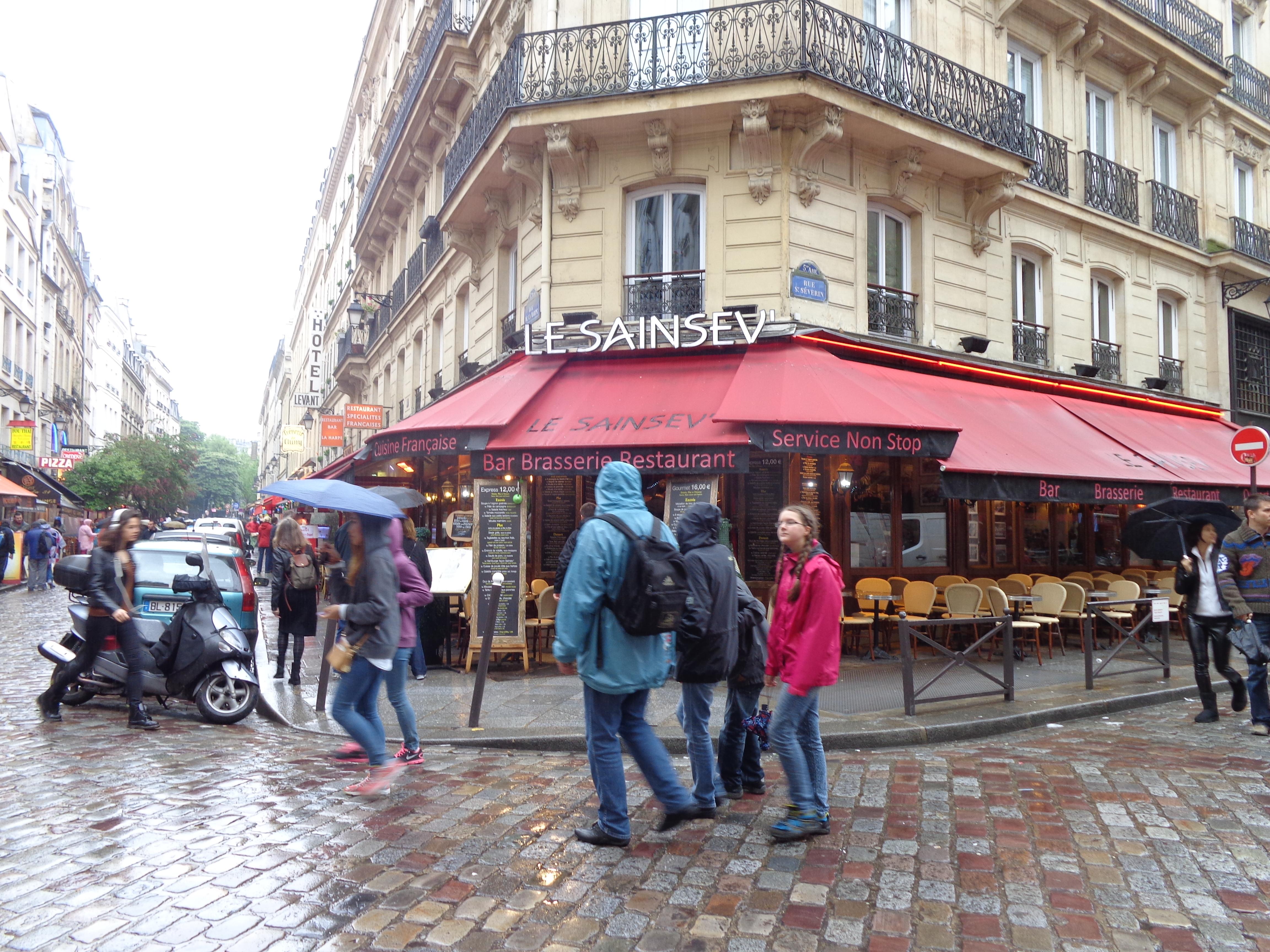 Paris: Latin Quarter 2013