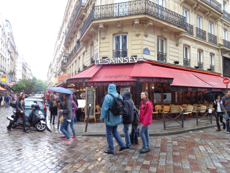 Paris: Latin Quarter 2013